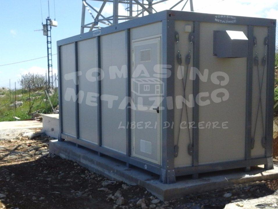 shelter prefabbricati Metalzinco