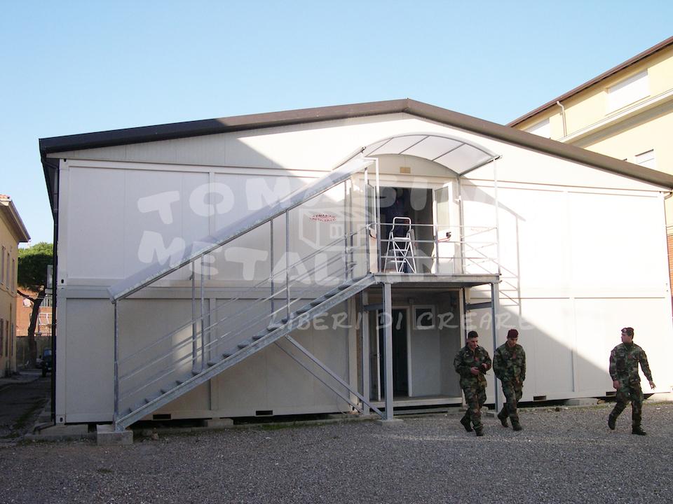 prefabbricato edilizia