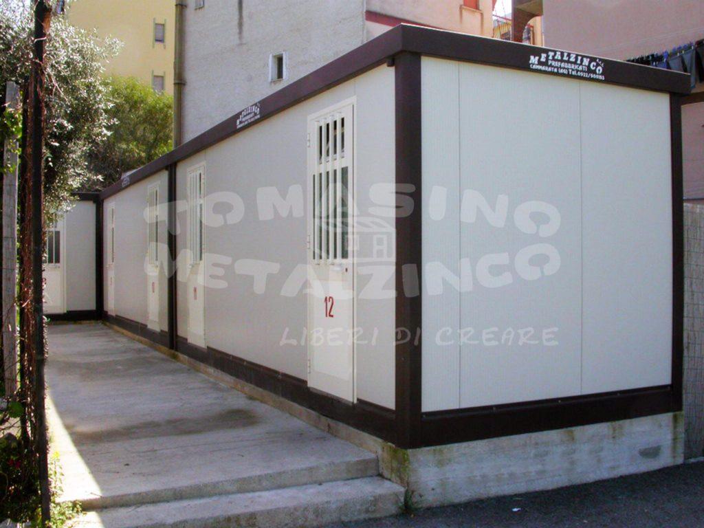 box prefabbricato