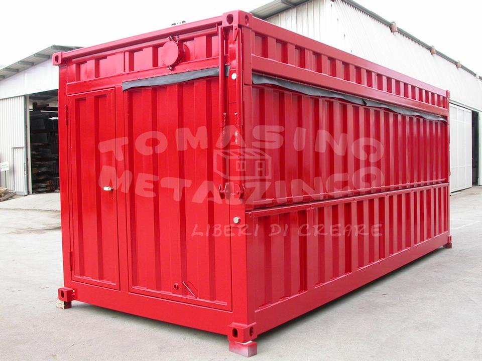 container metalzinco