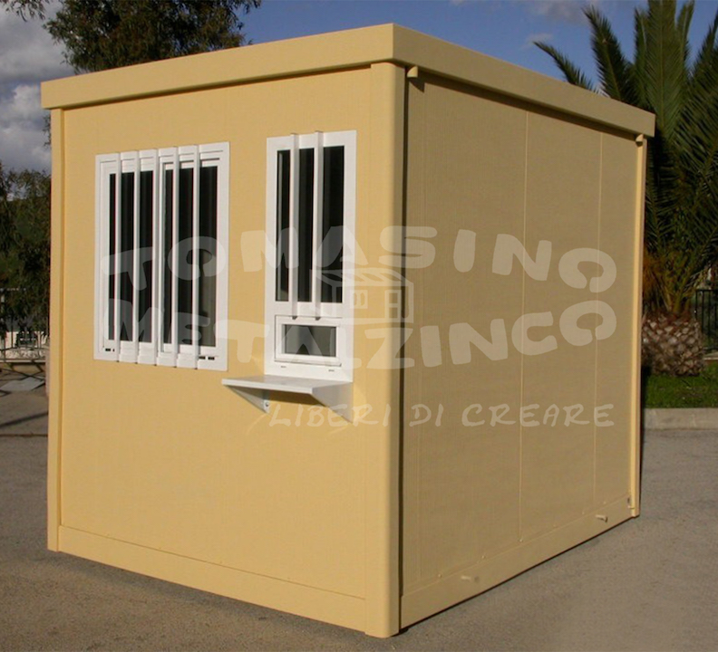 box shelter