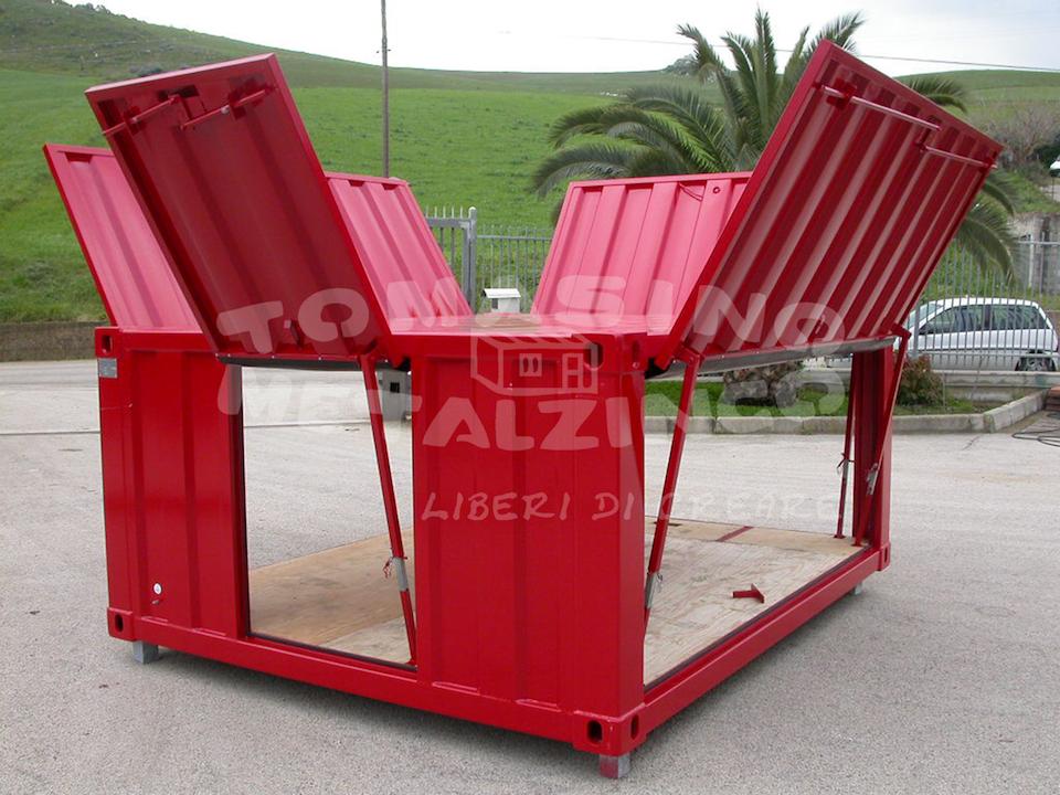 monoblocco metalzinco aperto