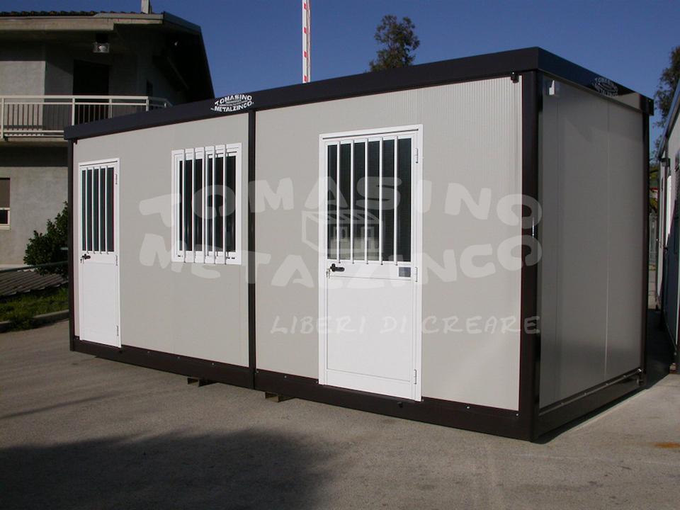 box shelter metalzinco