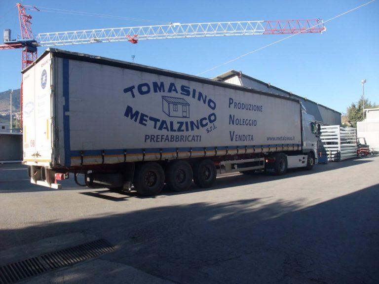 trasporto moduli