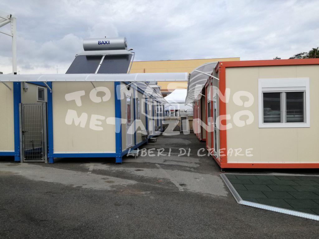 modulo abitativo di metalzinco 7